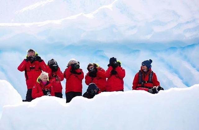 Megan McCubbin - Antarctica